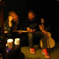 Christina Perri band